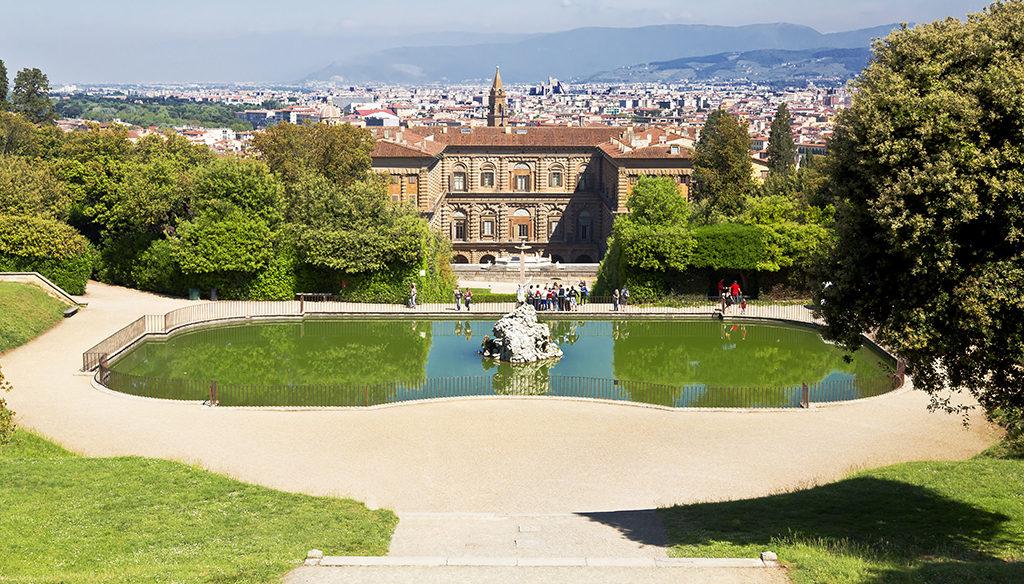 Giardini di firenze: la guida a ville parchi e aree verdi