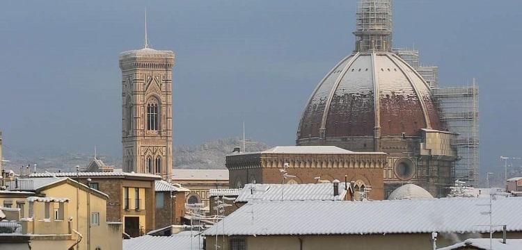 Quando nevica a Firenze, Duomo