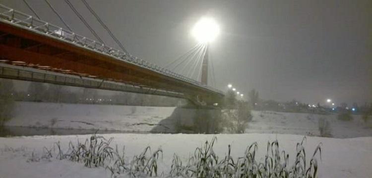 Quando nevica a Firenze, Ponte all'Indiano