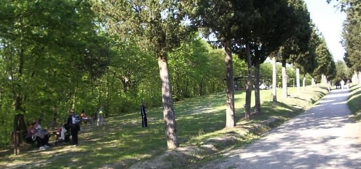 Parco di Canonica, Certaldo.